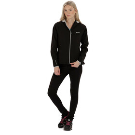 Regatta Arec II Jacket Damen black/light steel